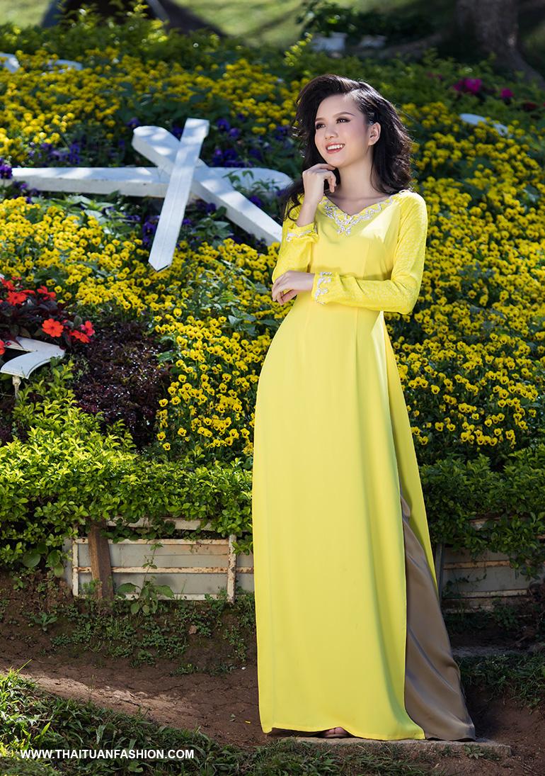 Tham Khảo đặc điểm Vải Ao Dai Thai Tuấn Tiệm Vải Nga Tường