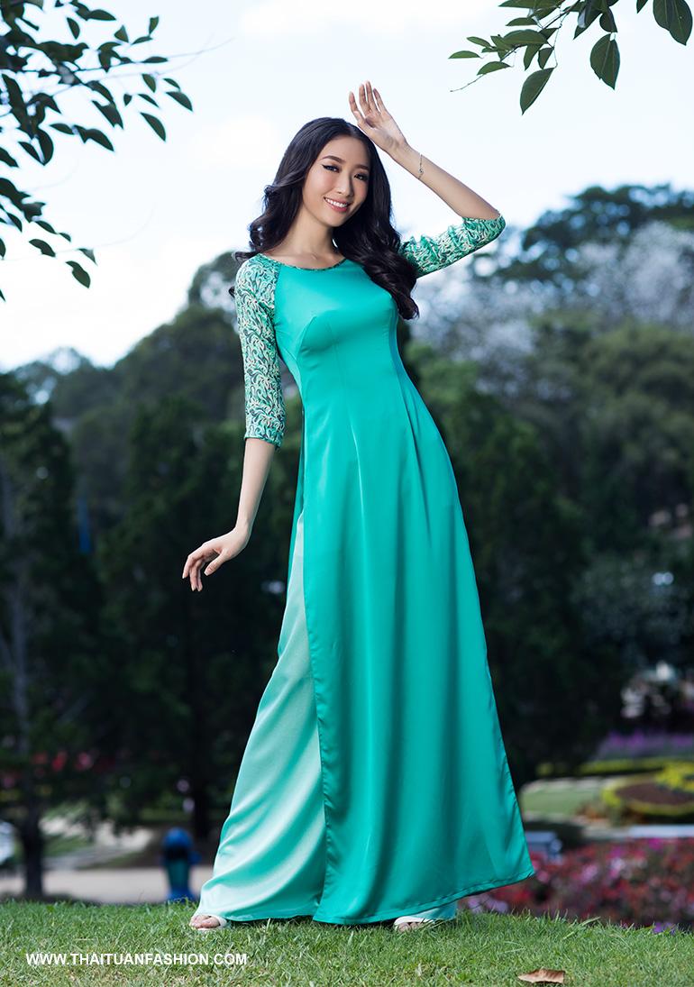 vải áo dài Thái Tuấn